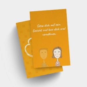 Erotisches Sexspiel – Vorlage WOW Aktionskarten, Oral