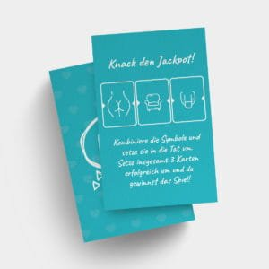 Erotisches Sexspiel – OMG Aktionskarten, Slot Machine