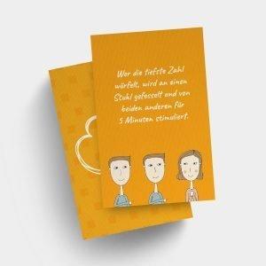 Sexspielkarten für Fesselspiele zu Dritt MMF